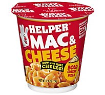 Hamburger Helper Bold Cheesy Pizza Mac & Cheese - 2.6 Oz