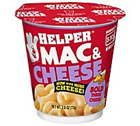 Hamburger Helper Bold Three Cheese Mac & Cheese - 2.6 Oz