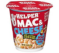 Helper Bold Pepper Jack Queso Mac & Cheese - 2.6 Oz