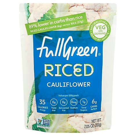 Fullgreen Cauli Rice Cauliflower Rice - 7.05 Oz