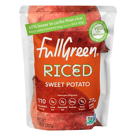 Fullgreen Vegi Rice Sweet Potato Rice - 7.05 Oz
