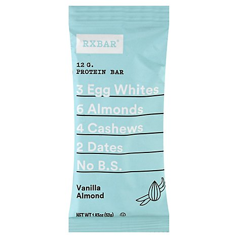 RXBAR Protein Bar Vanilla Almond - 1.83 Oz