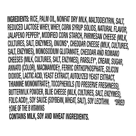 Rice-A-Roni Rice Mix Jalapeno Cheddar Hot & Spicy - 2.11 Oz