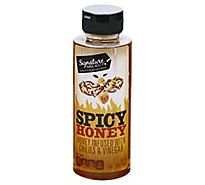 Signature Select Honey Spicy Infused With Chilies - 12 Oz