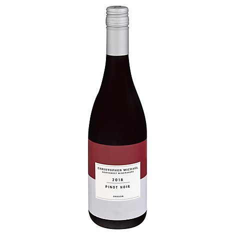 Christopher Michael Pinot Noir - 750 Ml