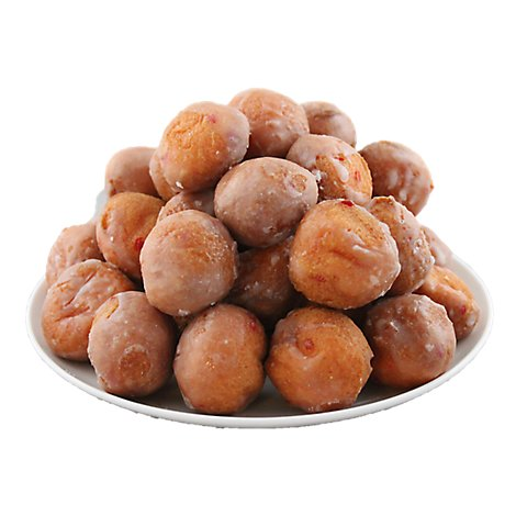 Donut Holes Old Fashion 15 Ct Cup