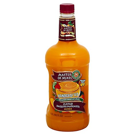 Master Of Mixes Mixer Mango - 59.2 Fl. Oz.