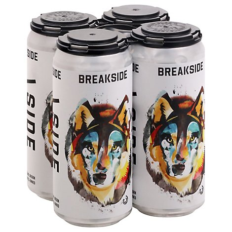 Breakside Wanderlust Ipa 4/16c In Cans - 4-16 Fl. Oz.
