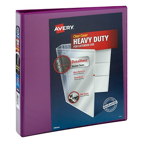 Avery Heavy Duty View Binder One Touch Ezd - Each