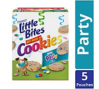 Entenmanns Little Bites Party Cake Cookies 5ct - 6.88 Oz
