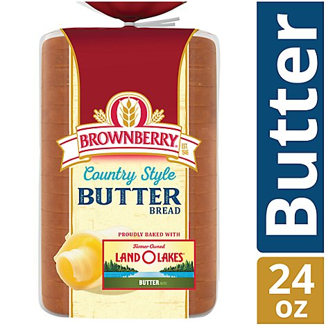 Brownberry Bread Country Butter - 24 Oz