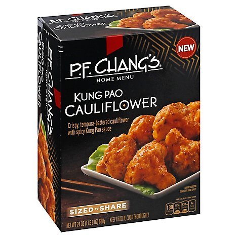 P.f. Changs Home Menu Frozen Appetizer Kung Pao Tempura-Battered - 24 Oz