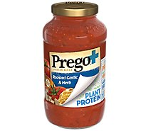 Prego Sauce Roasted Garlic - 24 Oz