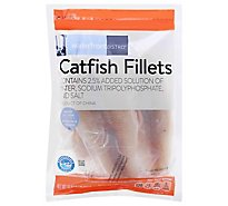 Waterfront Bistro Catfish Fillets - 16 Oz