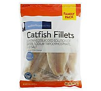 Waterfront Bistro Catfish Fillets Family Pack - 32 Oz