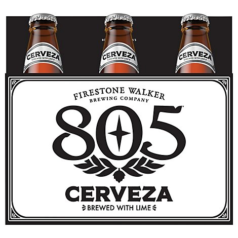 Firestone 805 Cerveza In The Bottles - 6-12 Fl. Oz.