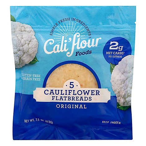 Califlour Flatbread Original - 1.5 Oz