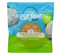 Califlour Flatbread Spicy Jalapeno - 1.5 Oz