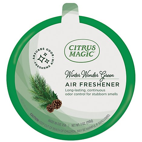 Ctirus Magic Evergreen Solid Air Freshne - Each