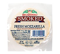 Belgioioso Mozzarella Smoked Ball - 8 Oz