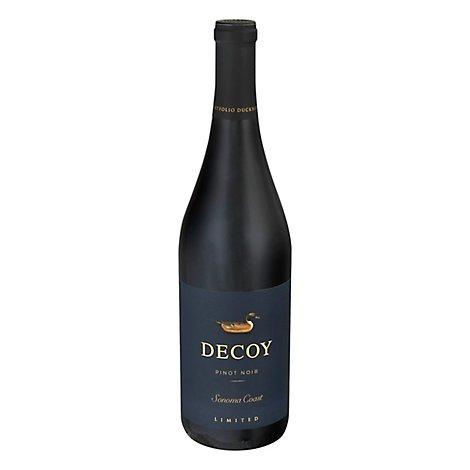 Decoy Limited Sonoma Coast Pinot Noir - 750 Ml