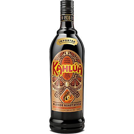 Kahlua Blonde Roast Bottle - 750 Ml