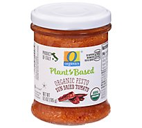 O Organics Pesto Sun Dried Tomato - 6.5 Oz