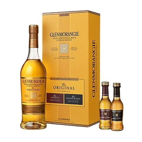 Glenmorangie Whisky Original Pioneer Pack - 750 Ml