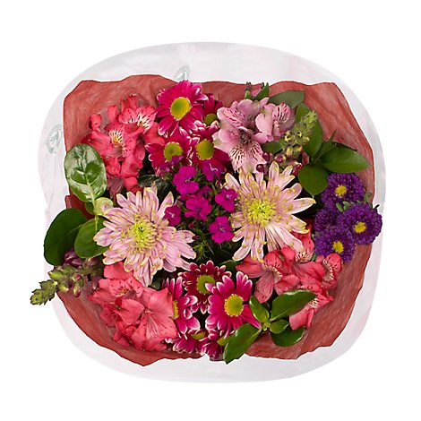 Debi Lilly Love You Berry Much Bouquet - Each (flower colors will vary)