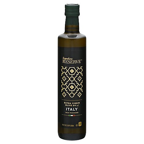 Signature Reserve Olive Oil Extra Virgin Of Italy - 16.9 Fl. Oz.