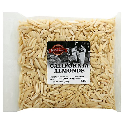 Almonds Roasted W/Sea Salt - 32 Oz