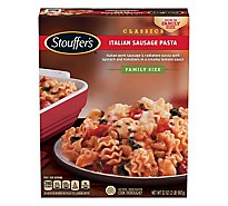 Stouffers Classics Family Size Grandmas Chicken & Vegetable Rice Frozen - 32 Oz