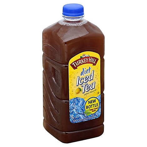 Turkey Hill Diet Iced Tea - 64 Fl. Oz.