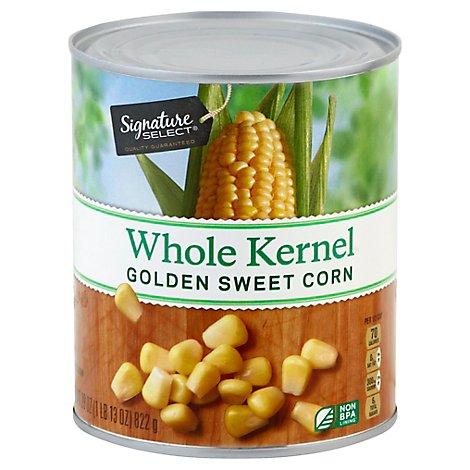 Signature Select Corn Whole - Online Groceries | Jewel-Osco