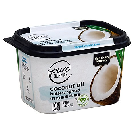 Pure Blend Spread Coconut Oil - 15 FZ
