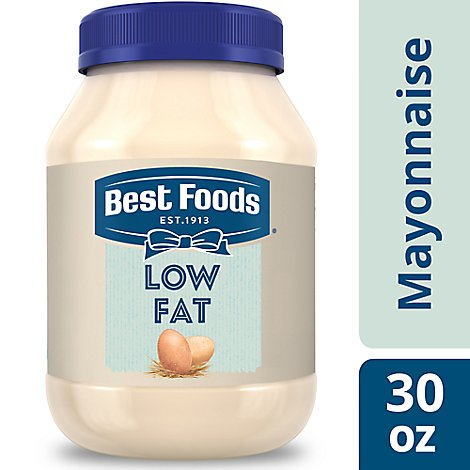 Best Foods Reduced Fat Mayonnaise - 30 FZ