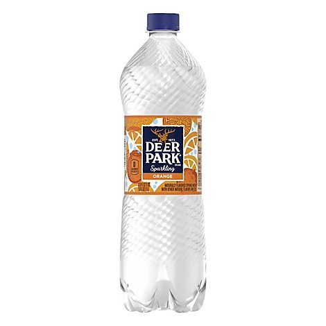 Deer Park Spring Water Mandarin Orange - 1 LT