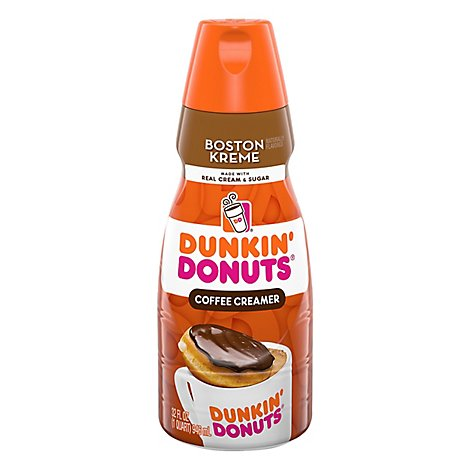Dunkin Donuts Boston Kreme - 32 FZ