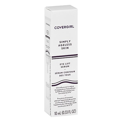 Cg Simply Ageless Skin Tightening Top Coat - EA