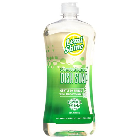 Lemi Shine Liquid Dish Soap - 22 FZ