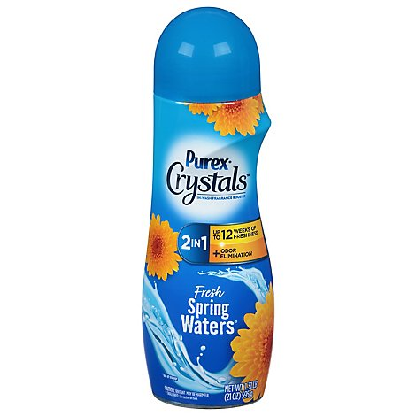 Purex Crystals Fresh Spring Water - 21 OZ
