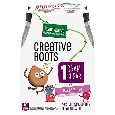 Creative Roots Mixed Berry Water - 4-8.5 FZ