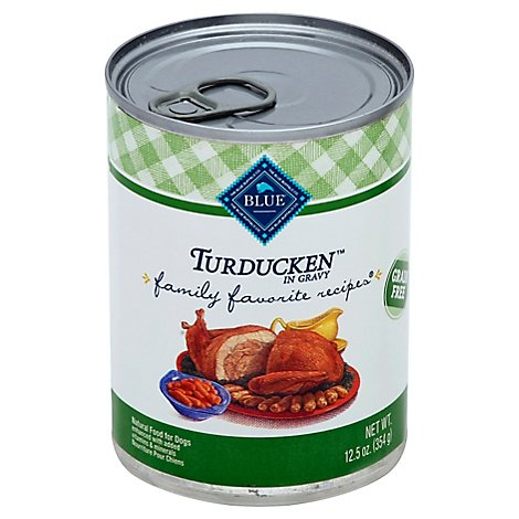 Blue Dog Family Favorites Turducken 12.5 Oz - 12.5 OZ