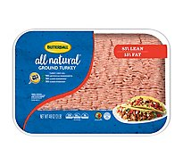 Butterball 85% Lean Ground Turkey 15% Fat - 3 LB