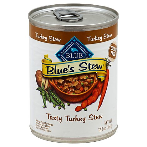 Blue Dog Stew Turkey  12.5 Oz - 12.5 OZ