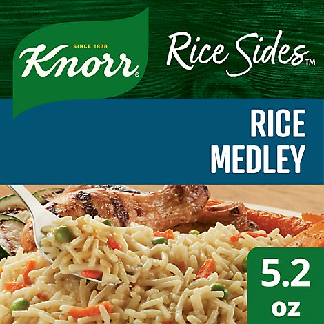 Knorr Rice Side Rice Medley - 5.6 OZ