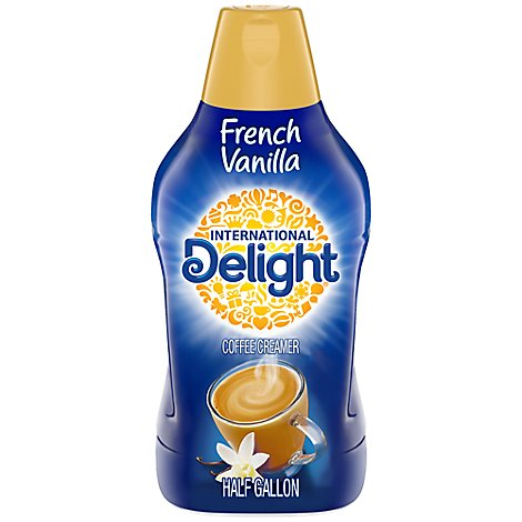 International Delight French Vanilla - 64 FZ