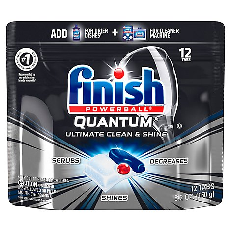 Finish Quantum - 12 CT