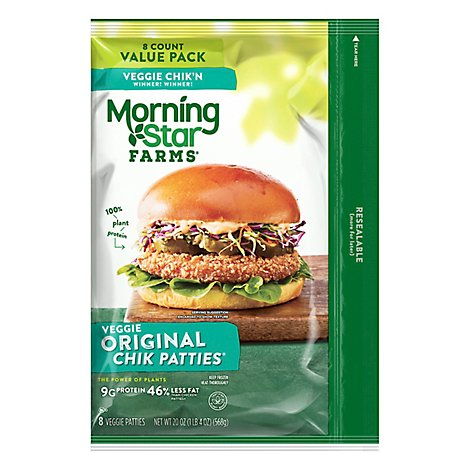 Morningstar Farms Original Poultry - 20 OZ