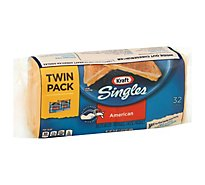 Kraft American Cheese Singles - 24 OZ